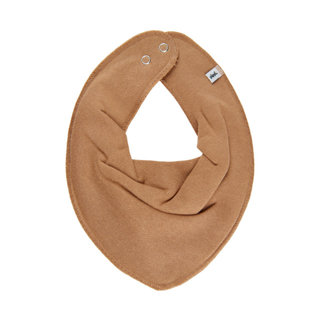 Pippi bib indian tan