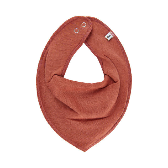 Pippi bib redwood