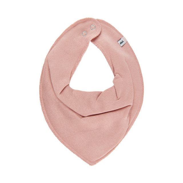 Pippi bib misty rose