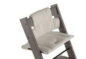 Stokke tripp trapp classic baby cushion timeless grey
