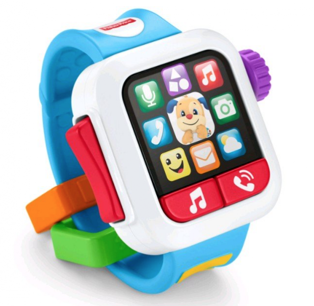 Fisher price smart watch