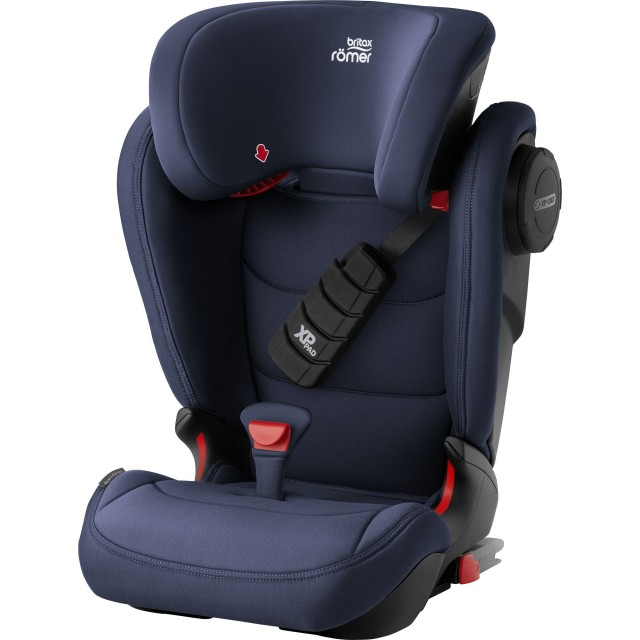 Britax bältesstol kidfix III S moonlight blue