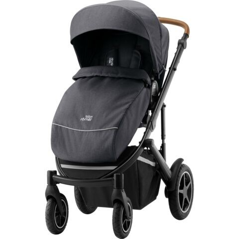 Britax fotsack apron smile III midnight grey